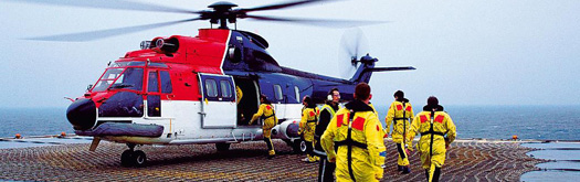 helicopter safety training
