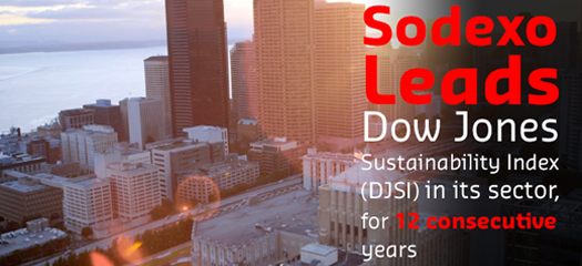Sodexo conduce Dow Jones Sustainability Index pentru al 12-lea an