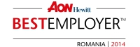 "Sodexo Romania wins first ""Best Employer"" certification offered by  Aon Hewitt"